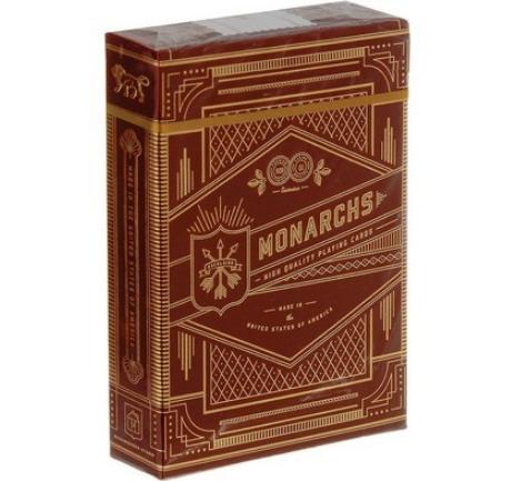Карты Monarchs от Theory11