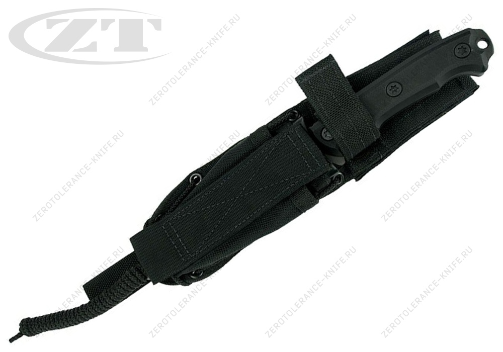 Нож Zero Tolerance 0180R Hinderer - фотография