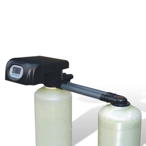 Блок управления RUNXIN ТМ.F73A TWIN - умягчение, до 3,5 м3/ч