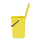 Ведро для мусора SORT&GO 12л, артикул 109768, производитель - Brabantia, фото 3