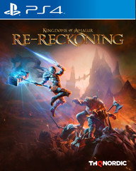 PS4 Kingdoms of Amalur Re-Reckoning (русская версия)