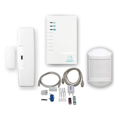 Стартовый комплект LAN/GSM сигнализации Security Hub