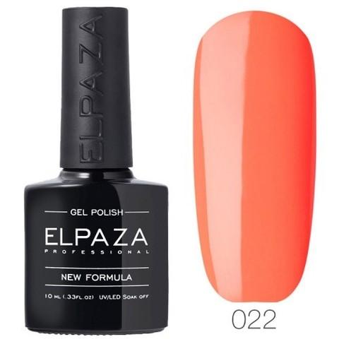 Гель лак Elpaza 022 Морковный торт