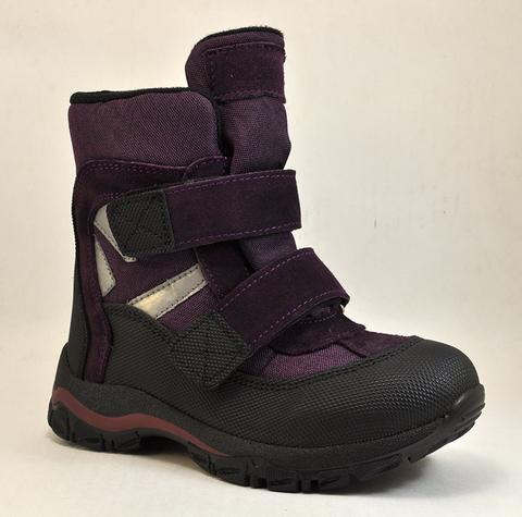 Ботинки утепленные Panda 329-616