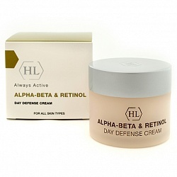 Holy Land Alpha-Beta & Retinol Day Defense Cream Spf 30 - Дневной защитный крем 50 мл