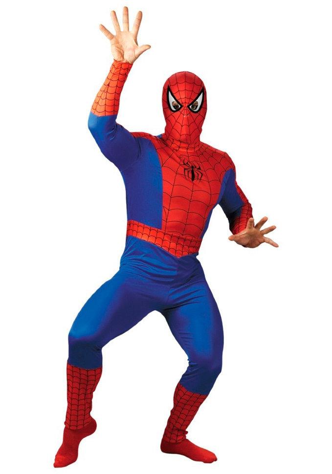 Карнавальный костюм  Человек Паук - 2