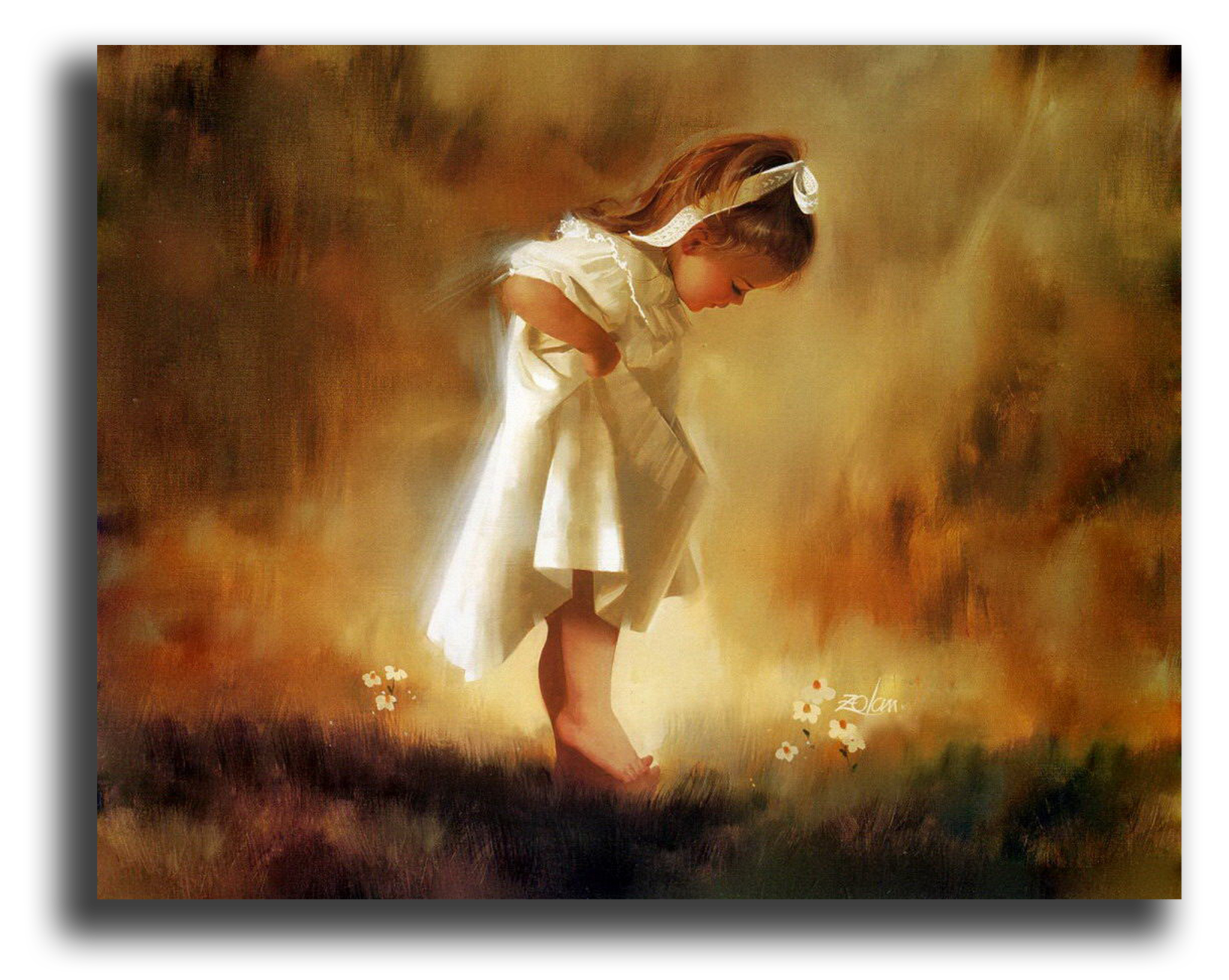 """Постеры Постер """"Маленькая девочка"""" п187.png"""