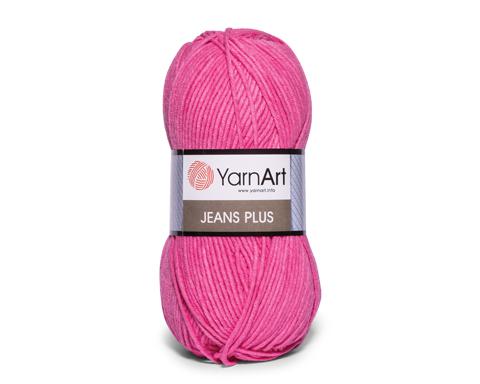 Купить Пряжа YarnArt Jeans plus | Интернет-магазин пряжи «Пряха»