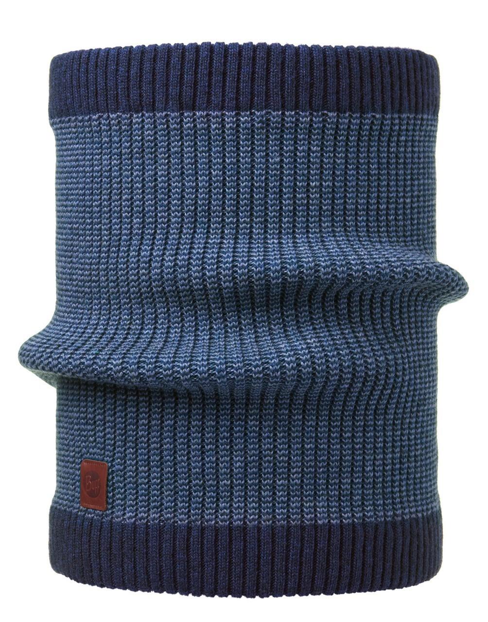 Вязаные шарфы Вязаный шарф-труба Buff Comfort Dee Blue 116047.707.10.00.jpg
