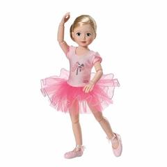 Zapf Creation Jolina Кукла Прима балерина, 34 см (877-203)
