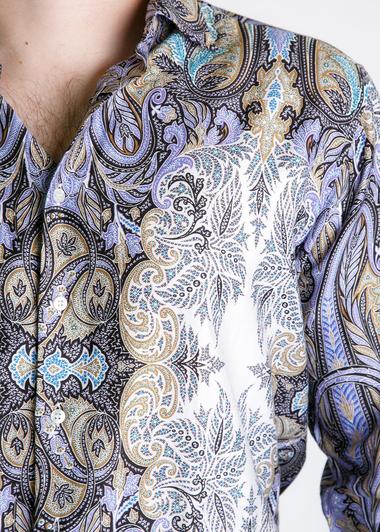 Рубашка из хлопка. ETRO
