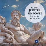 Academy Of St Martin In The Fields, Sir Neville Marriner / Mozart: Jupiter-Sinfonie, Sinfonien Nr. 41 & 35 (CD)