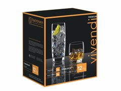 Набор бокалов 12 предметов Vivendi Premium, фото 3