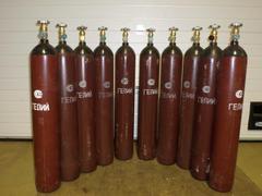 Гелий газообразный высокой чистоты марка 6.0 (40 л)