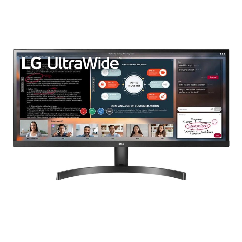UltraWide IPS монитор LG 29 дюймов 29WL50S-B