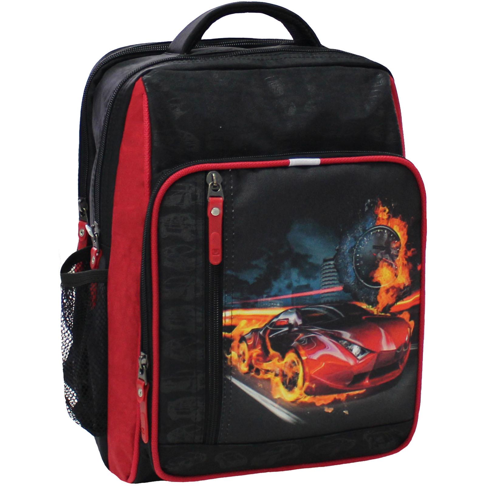 Школьные рюкзаки Рюкзак школьный Bagland Школьник 8 л. черный 57м (0012870) IMG_5115.JPG