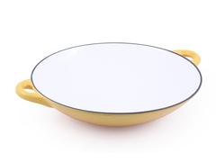 4085 FISSMAN Sunlight Сковорода ВОК чугунная 35,5 см