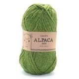 Пряжа Drops Alpaca 7238 оливковый