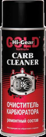 3201 Очиститель карбюратора (аэрозоль)  CARBURETOR CLEANER 312 г(a), шт