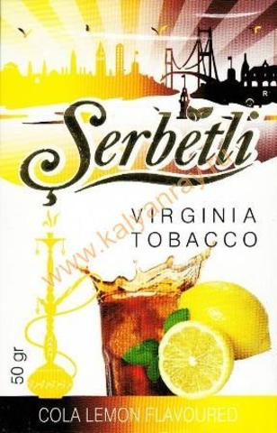 Serbetli Cola Lemon