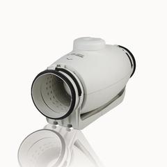 Вентилятор канальный S&P TD 350/125 T Silent (таймер)