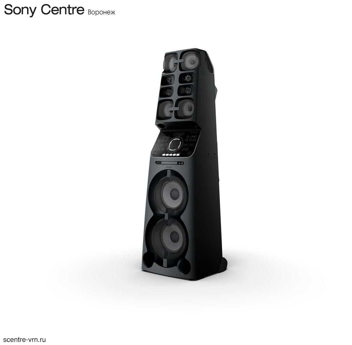 Аудиосистема Sony MHC-V90DW
