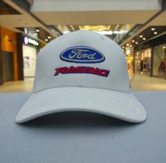Бейсболка Форд белая (Кепка Ford)