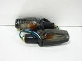 Поворотники чёрные Honda X 4 CB 400 VTEC 1 2 CB 750 1000 600 1300