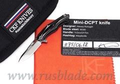 CKF Mini-DCPT1 (M390, Ti, miniature)