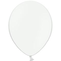 К 5''/13 см, Белый, пастель, / 100 шт. /