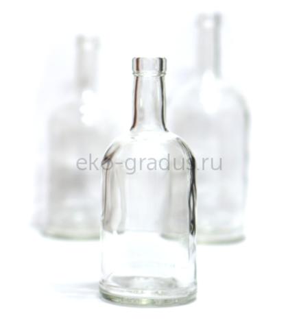 Бутылка Домашний Самогон, 0,5 л / 12 шт (КАМЮ)