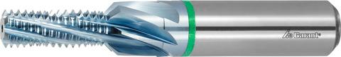 Концевые резьбовые фрезы GARANT Master TM с зенкующей ступенью 2×D TiAlN