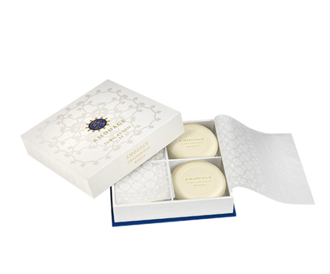 Amouage Jubilation 25 Woman soap 4x50гр