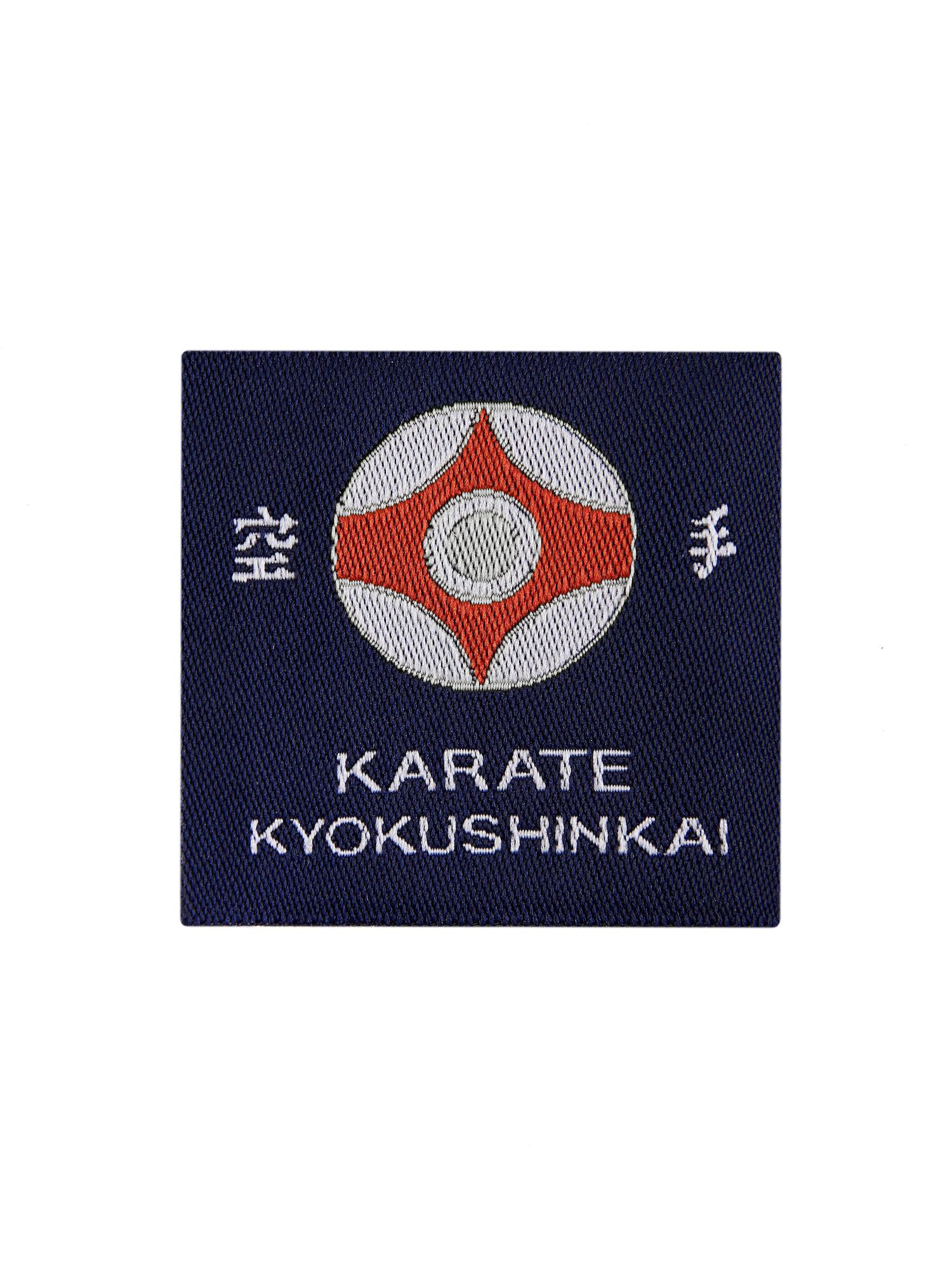 Аксессуары (брелки, шевроны, нашивки) Нашивка KYOKUSHINKAI IP-22.jpg