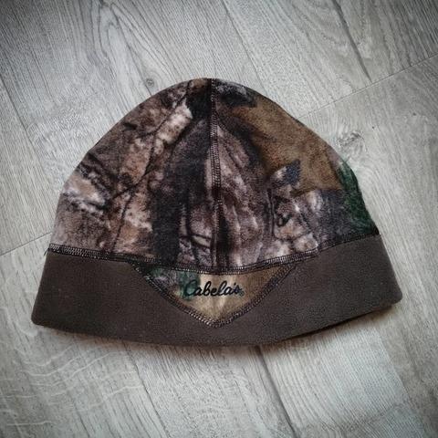 Флисовая шапка Cabelas