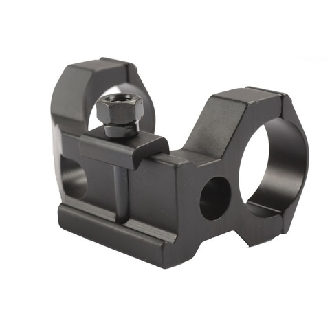 Кронштейн моноблок малый на вивер для крепления оптики 30 мм