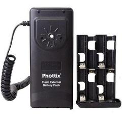 Батарейный блок Phottix Flash Extermal Battery Pack для Canon 550EX 580EX 580EX II MR-14EX