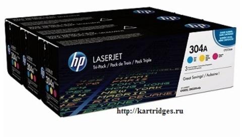 Картридж Hewlett-Packard (HP) CF372AM №304A