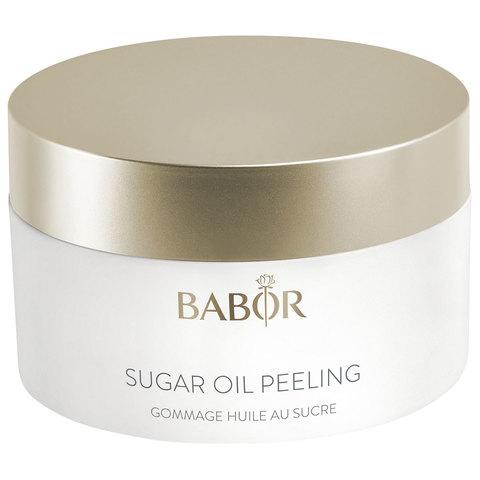 Babor  Сахарный пилинг с маслом аргана Cleansing Sugar Oil Peeling
