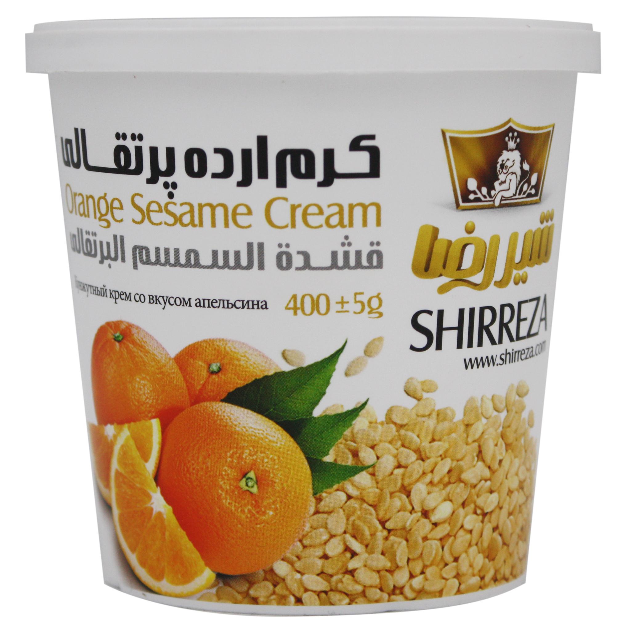 Паста Кунжутный крем с апельсином, Shirreza, 400 г import_files_e6_e6bb6ff6ac4611e9a9ae484d7ecee297_8e4ab482af6c11e9a9b1484d7ecee297.jpg