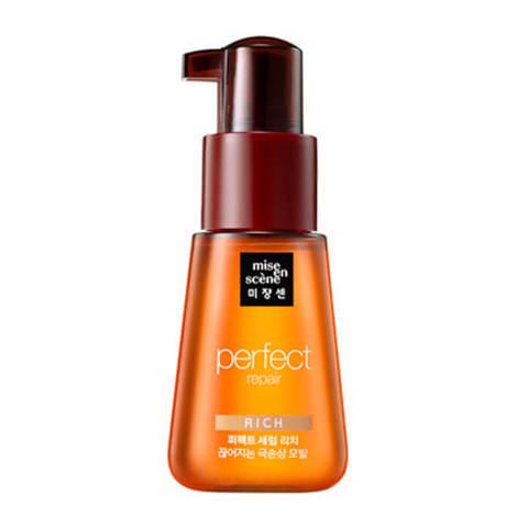 Mise en scene - Восстанавливающая сыворотка для волос с аргановым маслом 70 мл