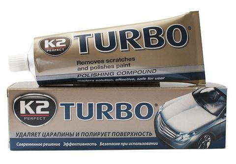Паста для полировки кузова K2 Turbo (Турбо)