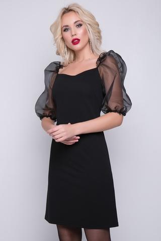 """<p>""""У каждой женщины должно быть маленькое чёрное платье"""" (Коко Шанель).</p>"""