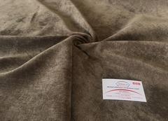 Микровельвет серо-коричневый