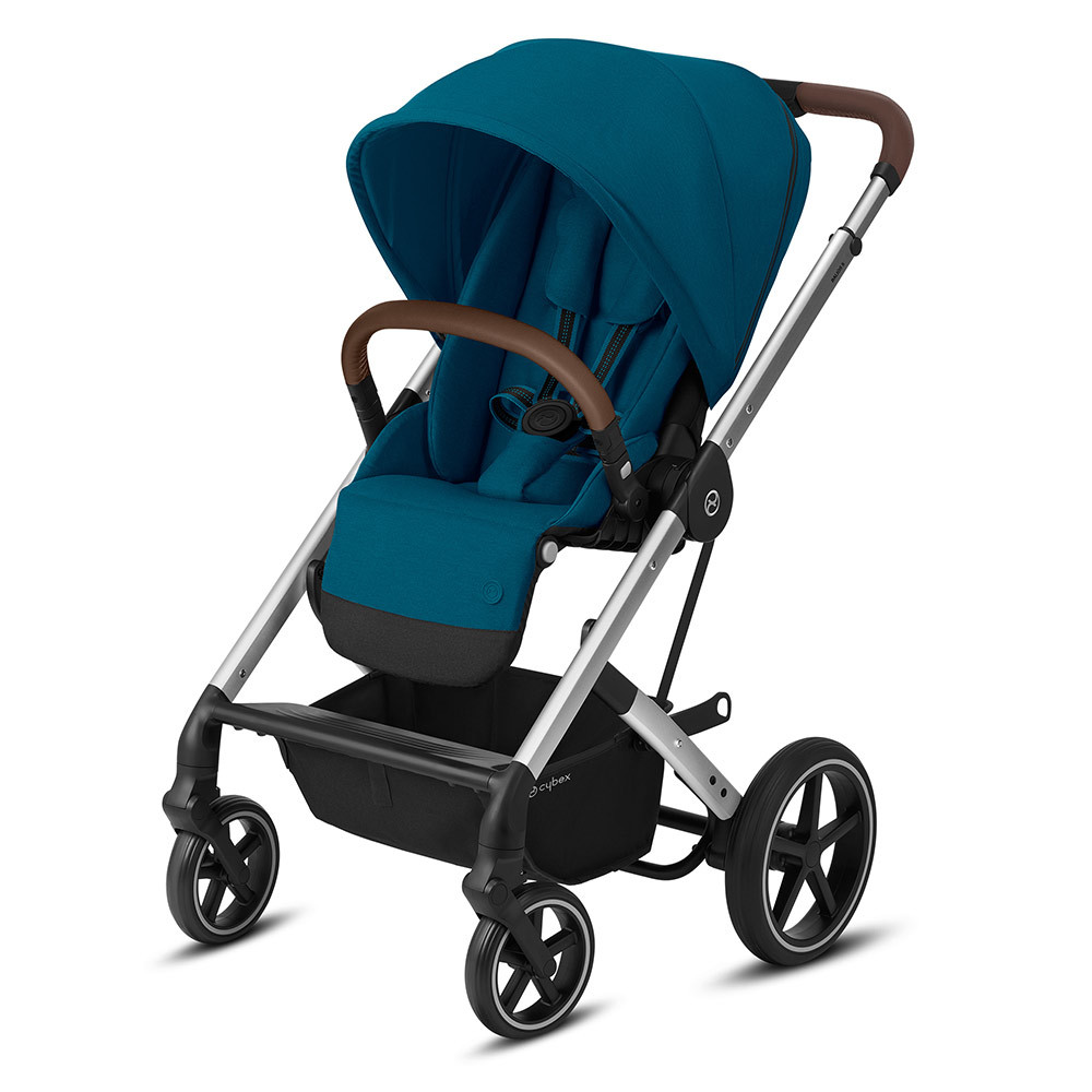 Cybex Balios S прогулочная Прогулочная коляска Cybex Balios S Lux SLV River Blue 10419_1_108-Balios-S-Lux-silver-Frame-Design-River-Blue.jpg