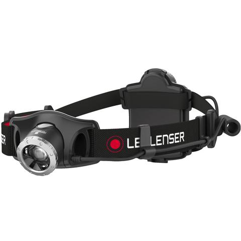 Фонарь налобный Led Lenser (7298) H7R.2 черный светодиод 300lx