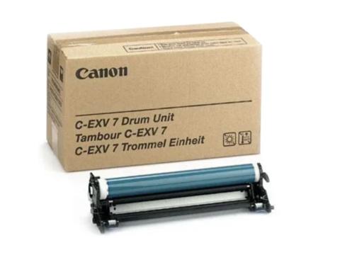 Фотобарабан Canon C-EXV 7 7815A003 черный