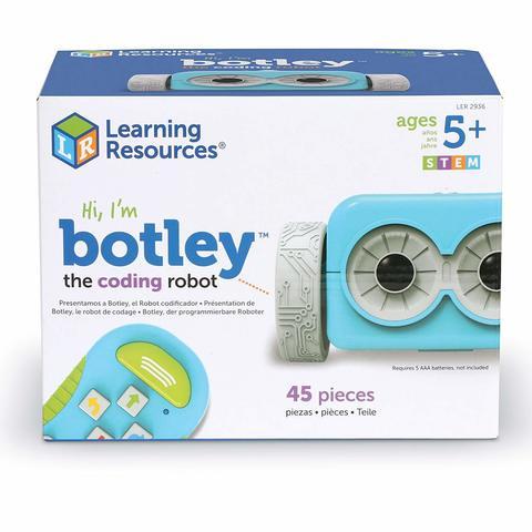 Learning Resources: Набор Робот Ботли. Основы программирования. Базовый LER2936 — Learning Resources Botley the Coding Robot