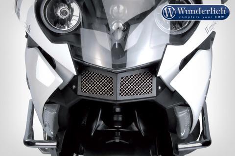 Защита масляного радиатора (решетка) BMW K 1600 GT/GTL черный