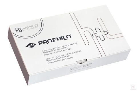 *Имплантат для мягких тканей стерильный, для внутрикожной имплантации (PROFHILO- 3,2%/2мл/IBSA Farmaceutici Italia srl)